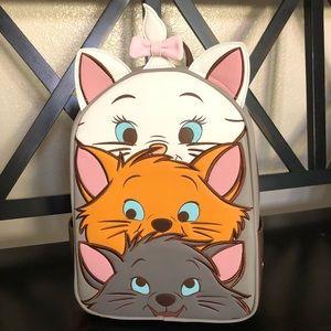 Disney Loungefly Aristocats mini backpack
